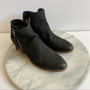 "Sam Edelman ""packer"" double zipper booties"